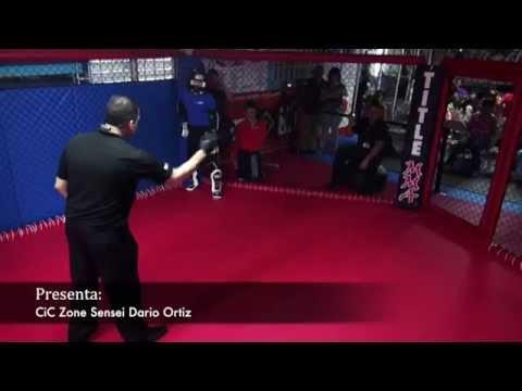 Fogueo CiC Zone 2014 Circuito 1 Set 3 Deportes De Combates Mixtos , Puerto Rico