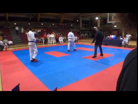 Damazo 2014 6 CiC Zone Dario Ortiz PR Shotokan Karate DO