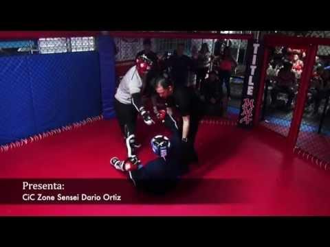 Fogueo CiC Zone 2014 Circuit 1 Set 4 Sensei Dario Ortiz