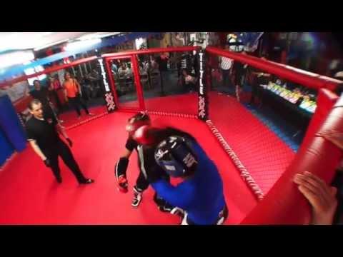 Fogueo CiC Zone Dario Ortiz DCM - Puerto Rico Deportes De Combates Mixtos 2015 Comb.4