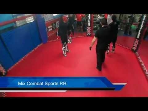 MMA Puerto Rico Version deportiva, Fogueo CiC Zone Dario Ortiz DCM